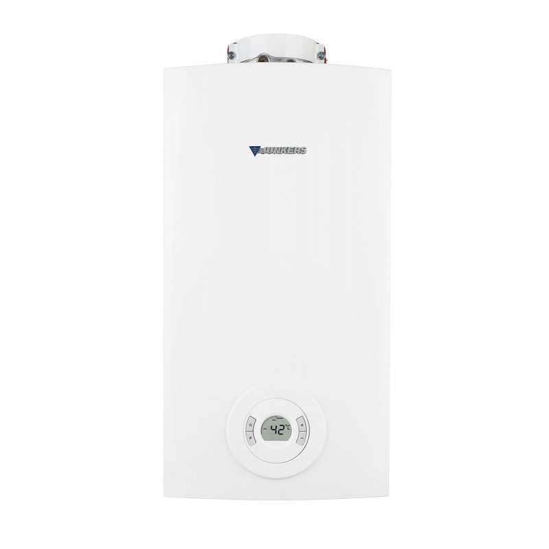 Scaldabagno a gas junkers hydrocompact indoor wtd18ame23 - Scaldabagno a gas metano ...
