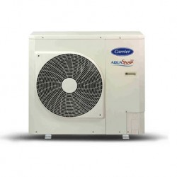 Aqua Snap Plus Reversible Carrier 004 4.1Kw con modulo idronico pompa di calore inverter 30AWH004HC