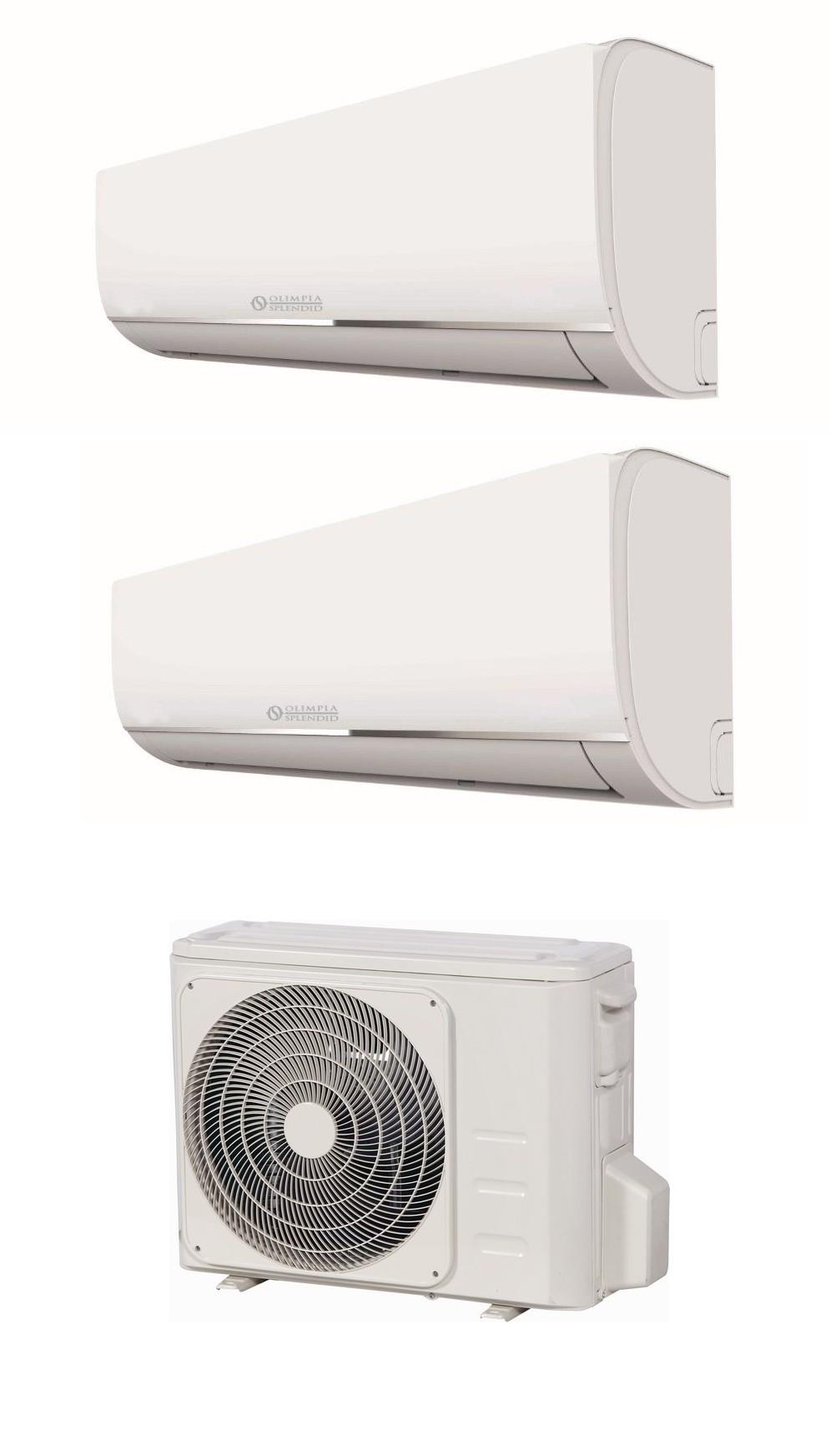 Schema Elettrico Olimpia Splendid : Climatizzatore multisplit olimpia nexya s e dual inverter