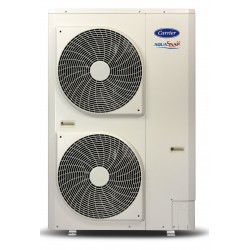 Aqua Snap Plus Reversible Carrier 015 14,5 Kw senza modulo idronico pompa di calore inverter 30AWH015XC