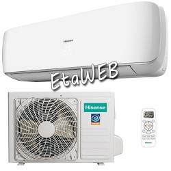 Hisense MINI APPLE PIE 2 12000 Climatizzatore a parete AS-12UR4SVETG6