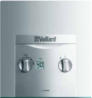 Scaldabagno A Gas Vaillant Turbomag 17 2 0 29kw 0311424 311425